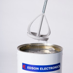 Mixing Electroguard ESD paint